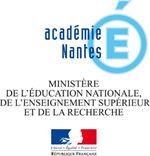 Logo de l'Académie de Nantes