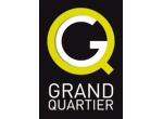 Logo Grand quartier, client Expérigoût