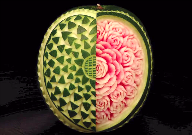 ill-art-fruitcarving