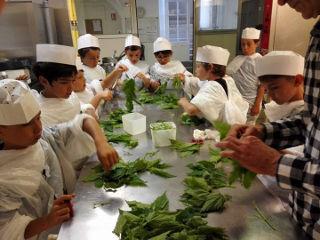 Atelier culinaire de découverte à la Tumelière