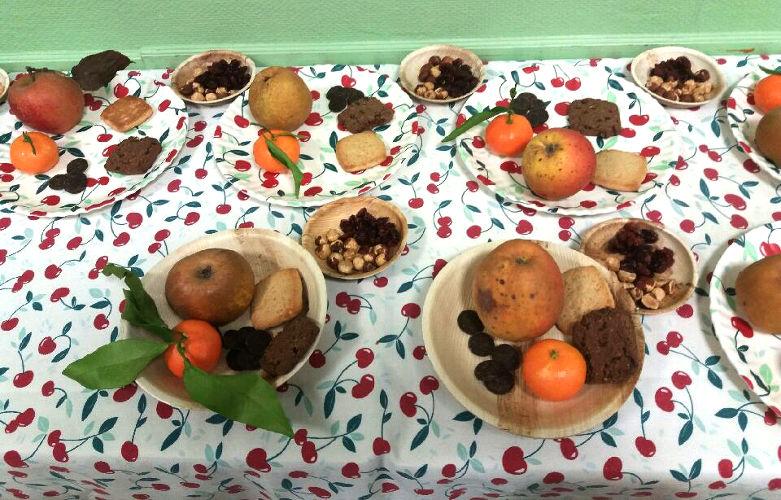 Programme d'éducation à l'alimentation à l'école